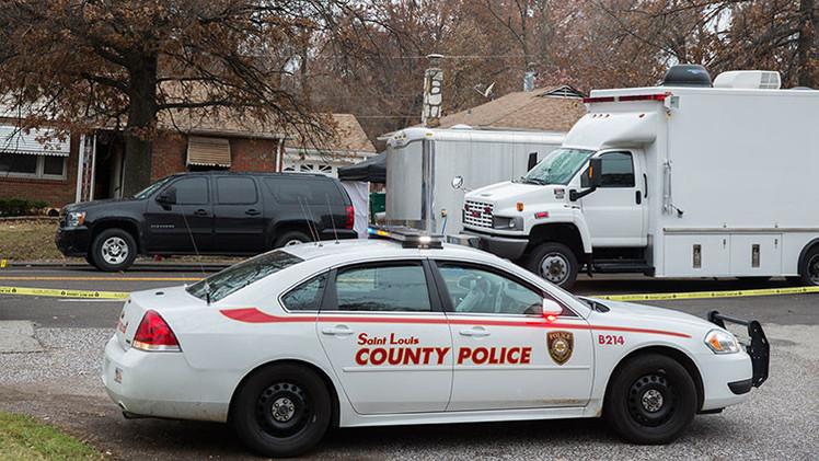 La Policía de EE.UU. mata a tiros a otro hombre negro cerca de Ferguson
