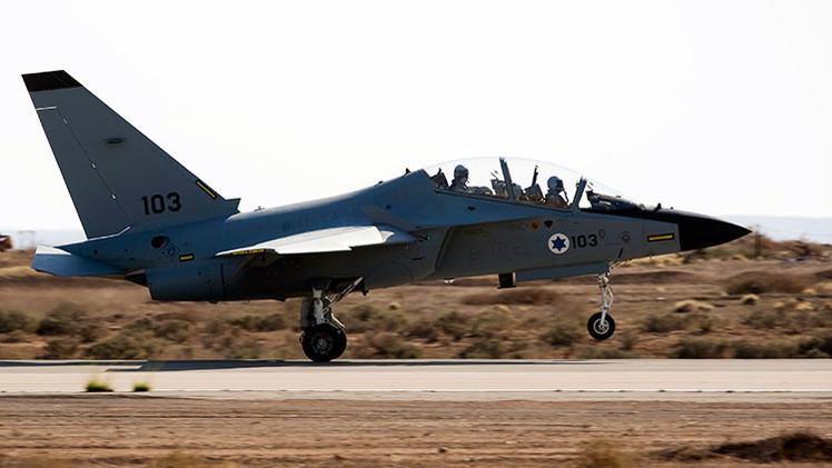 Aviones de guerra israelíes atacan el sur de Gaza