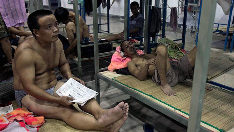 Revelan deplorables condiciones de trabajo en la planta de un suministrador de Apple en China