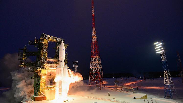 Revista alemana: Para EE.UU. el cohete ruso Angará es un arma secreta