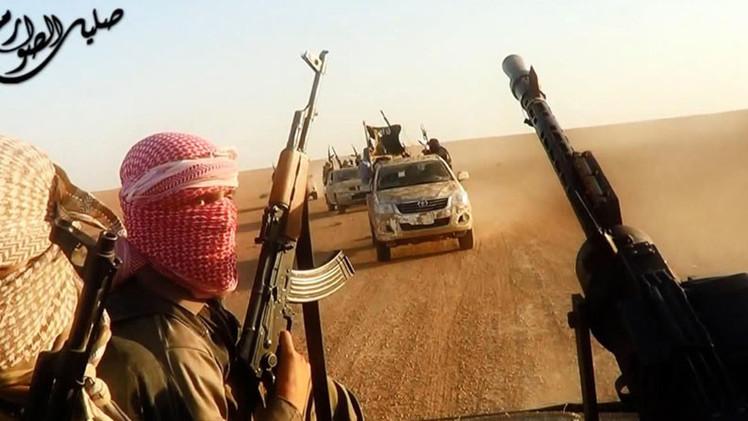 """""""Israel fortalece a los terroristas del Estado Islámico en Siria"""""""
