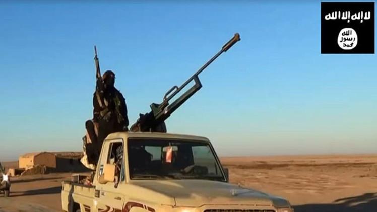 El Estado Islámico bombardea con gas de cloro una zona residencial de Irak