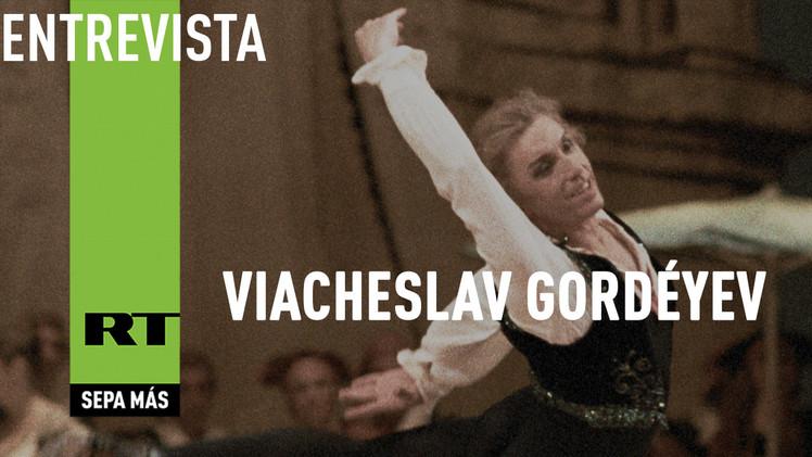Entrevista con Viacheslav Gordéyev, director artístico del Ballet Nacional de Rusia