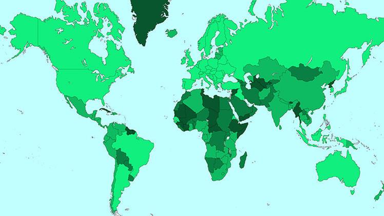 Conozca qué países de América Latina pueden quedarse sin Internet