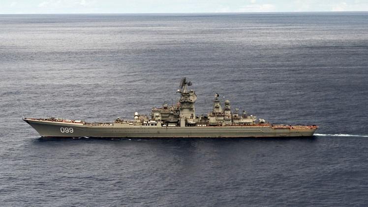 Los 7 buques más poderosos de Rusia