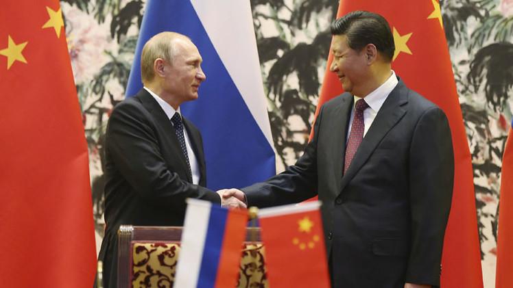 """Experto: Rusia y China se unen para enfrentarse """"al imperio del caos"""" de EE.UU."""