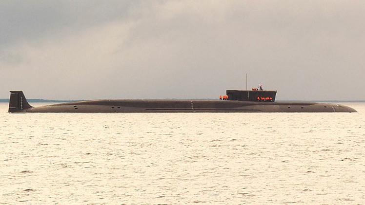 Rusia comienza la construcción de un nuevo submarino estratégico