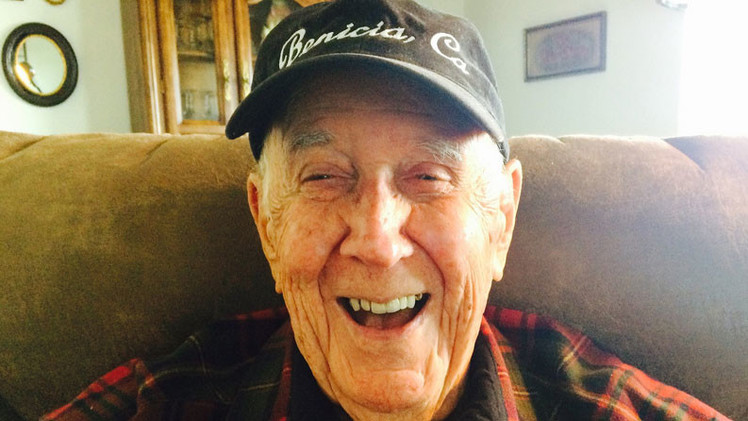 Consejos vitales de un sabio bisabuelo de 99 años