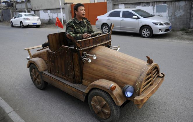 Sorprendentes Inventos Caseros Made In China