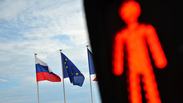 """Líderes europeos """"se rebelan"""" contra las sanciones antirrusas de EE.UU."""