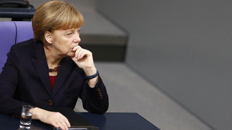 Medios alemanes: Merkel no tiene derecho a hacer reclamaciones a Putin