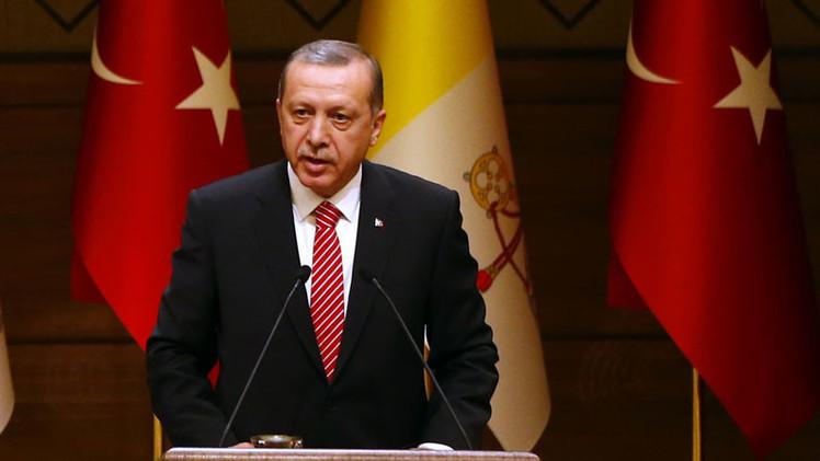 """Erdogan a Europa: """"No somos un chivo expiatorio"""""""