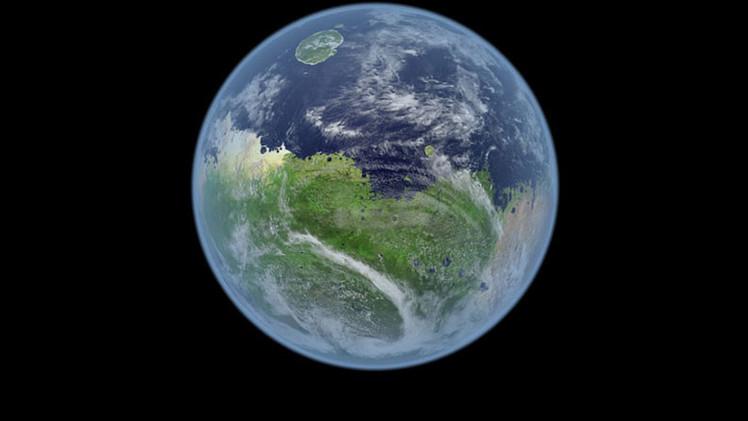 Proponen 'sembrar' cianobacterias en Marte para generar oxígeno