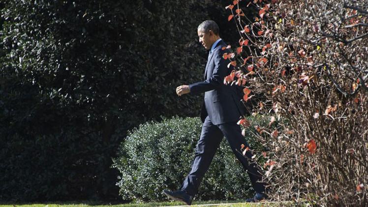 El 2014 para la economía de Obama: peor que nunca