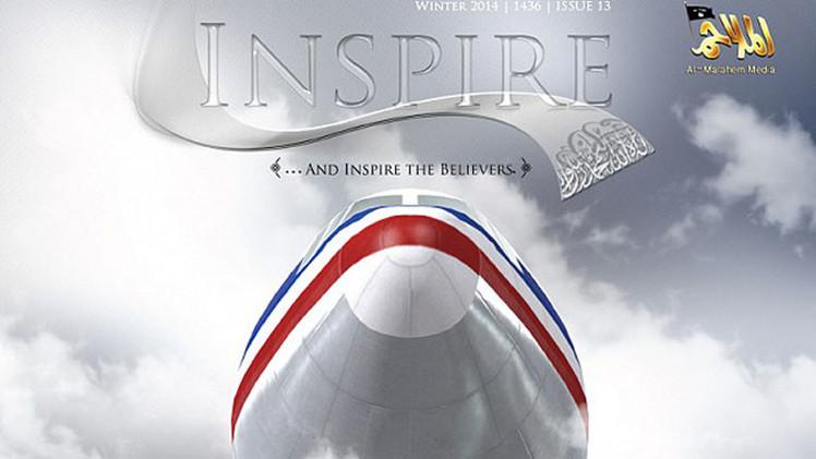 Al Qaeda insta a los 'lobos solitarios' yihadistas a atacar aviones de grandes aerolíneas
