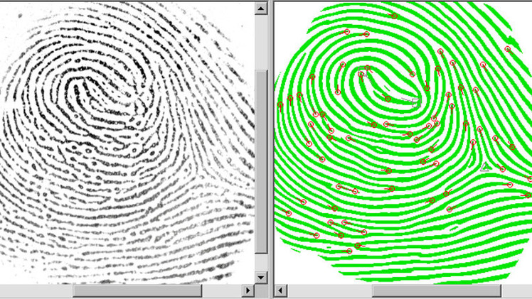 'Hackers' afirman que pueden reproducir las huellas dactilares de cualquier persona