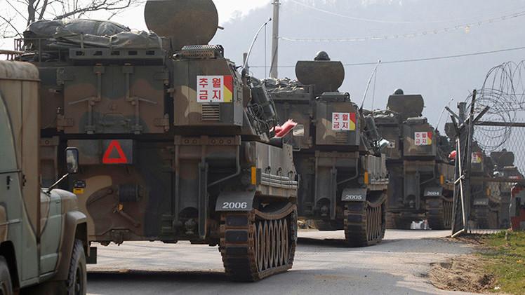 Corea del Sur realizará las primeras pruebas de su sistema antimisiles en 2015