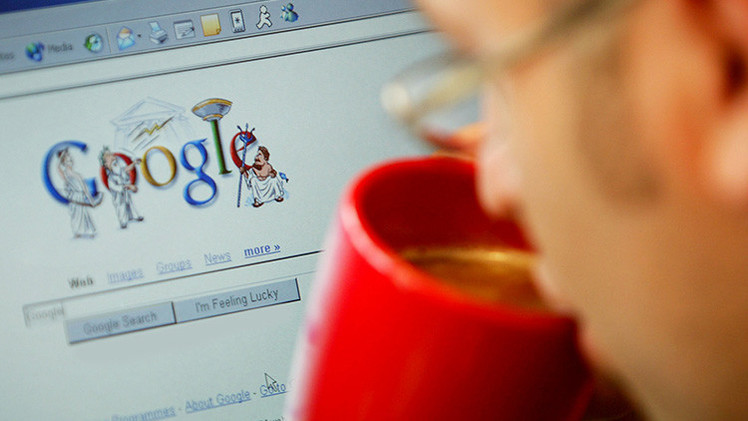 El servicio estadounidense Gmail bloqueado en China