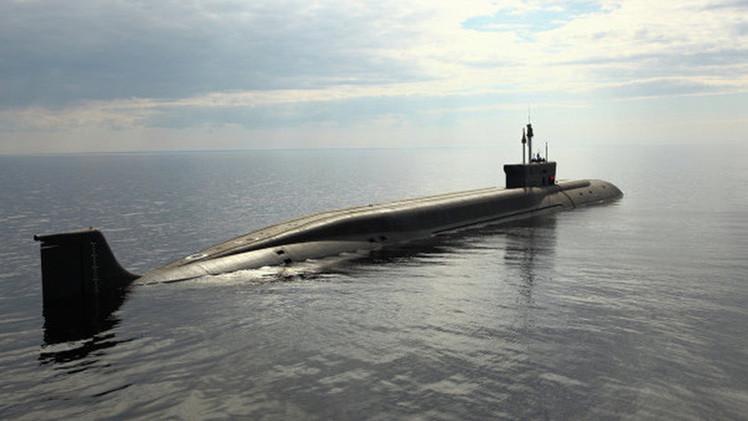 Infografía: El submarino nuclear Vladímir Monomaj, una de las armas más letales de Rusia
