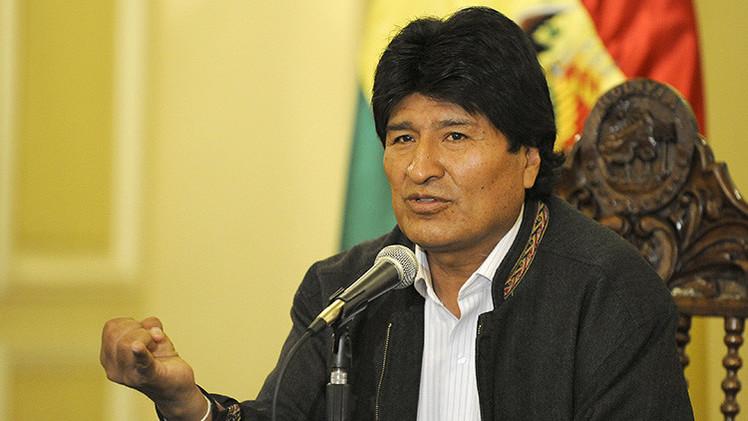 Evo Morales: la lucha contra el narcotráfico de EE.UU. es una forma de dominación