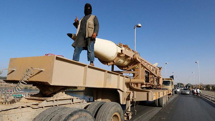 El Estado Islámico otra vez se hace con las armas de EE.UU. lanzadas desde el aire
