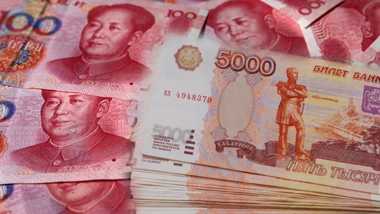 """""""El comercio bilateral con yuanes y rublos acaba con una situación anómala"""""""