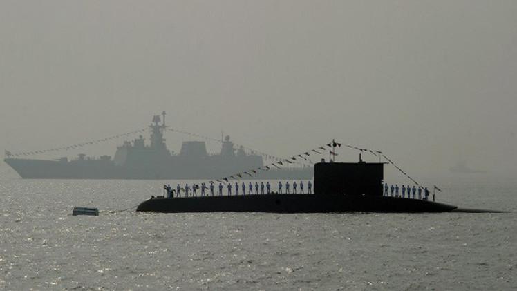 La India gastará más de 8.000 millones de dólares en la construcción de submarinos