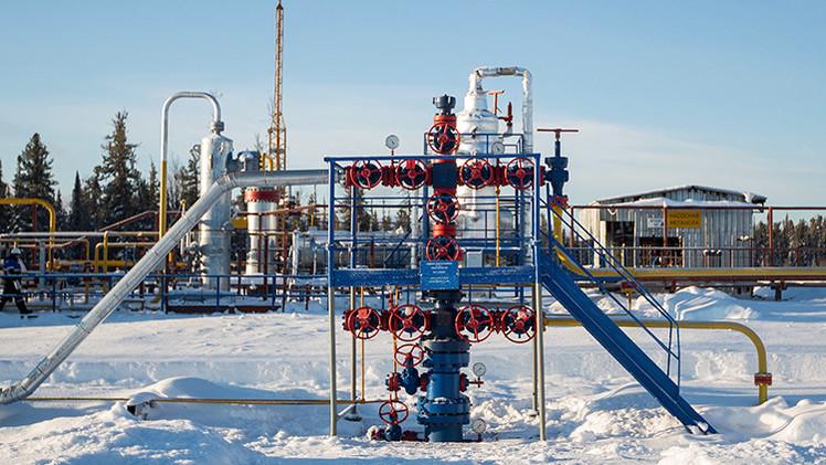 Ucrania descarta pagar en lo que resta del año por el suministro del gas ruso