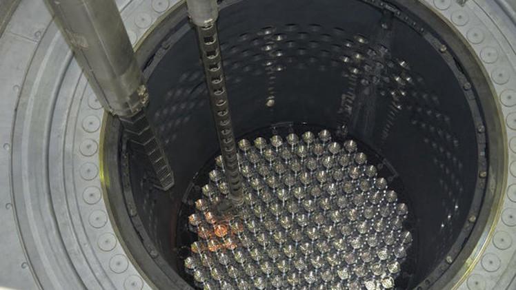 Ucrania y EE.UU. acuerdan aumentar el suministro de combustible nuclear