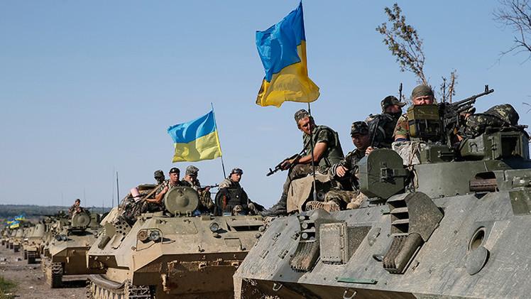Una empresa militar privada de EE.UU. entrenará el Ejército ucraniano
