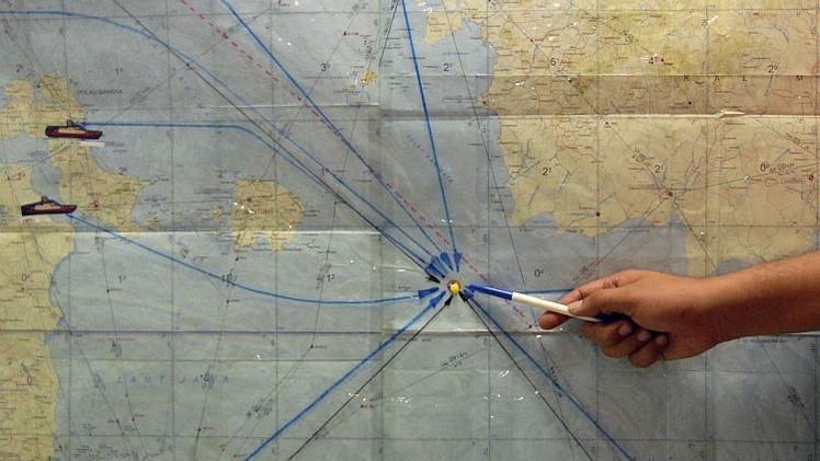 Misterioso bloguero chino predijo la desaparición del vuelo QZ8501
