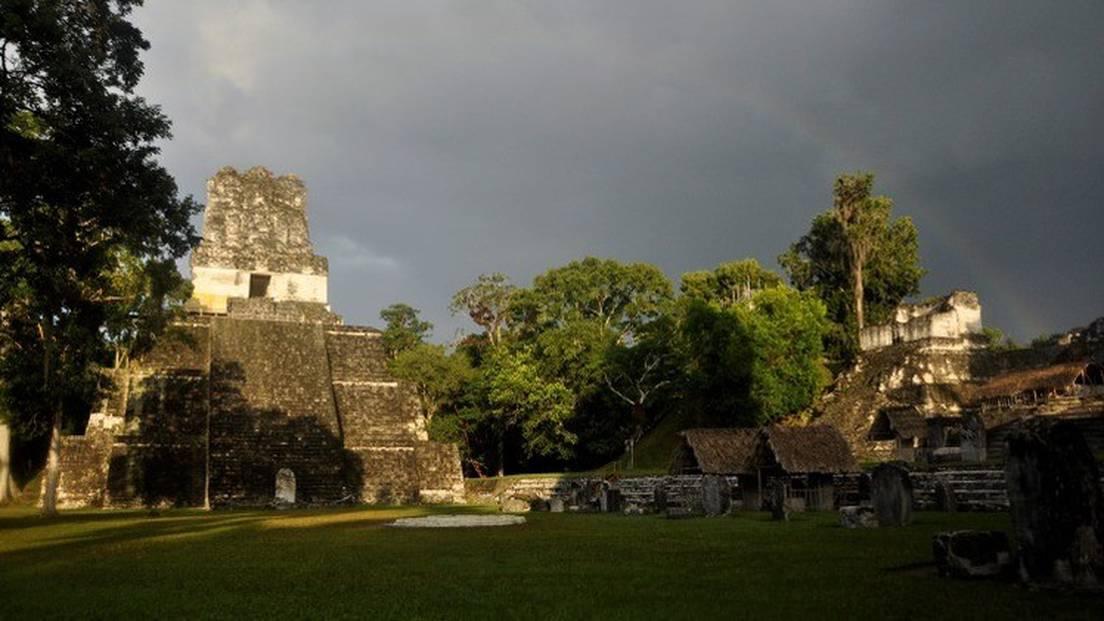 Resuelven El Misterio De Tikal La Mayor Ciudad De Los Mayas