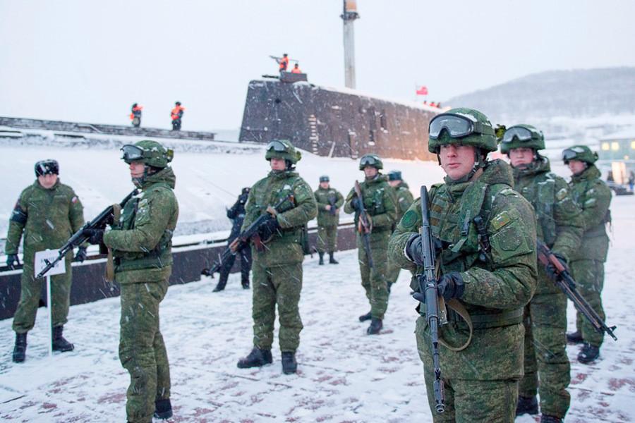 El Ministerio de Defensa de la Federación de Rusia