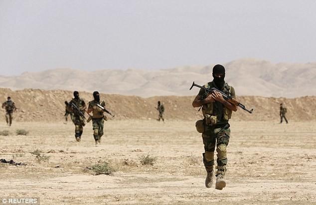 Asa'ib Ahl al-Haq, el grupo chiita que lucha contra el Estado Islámico