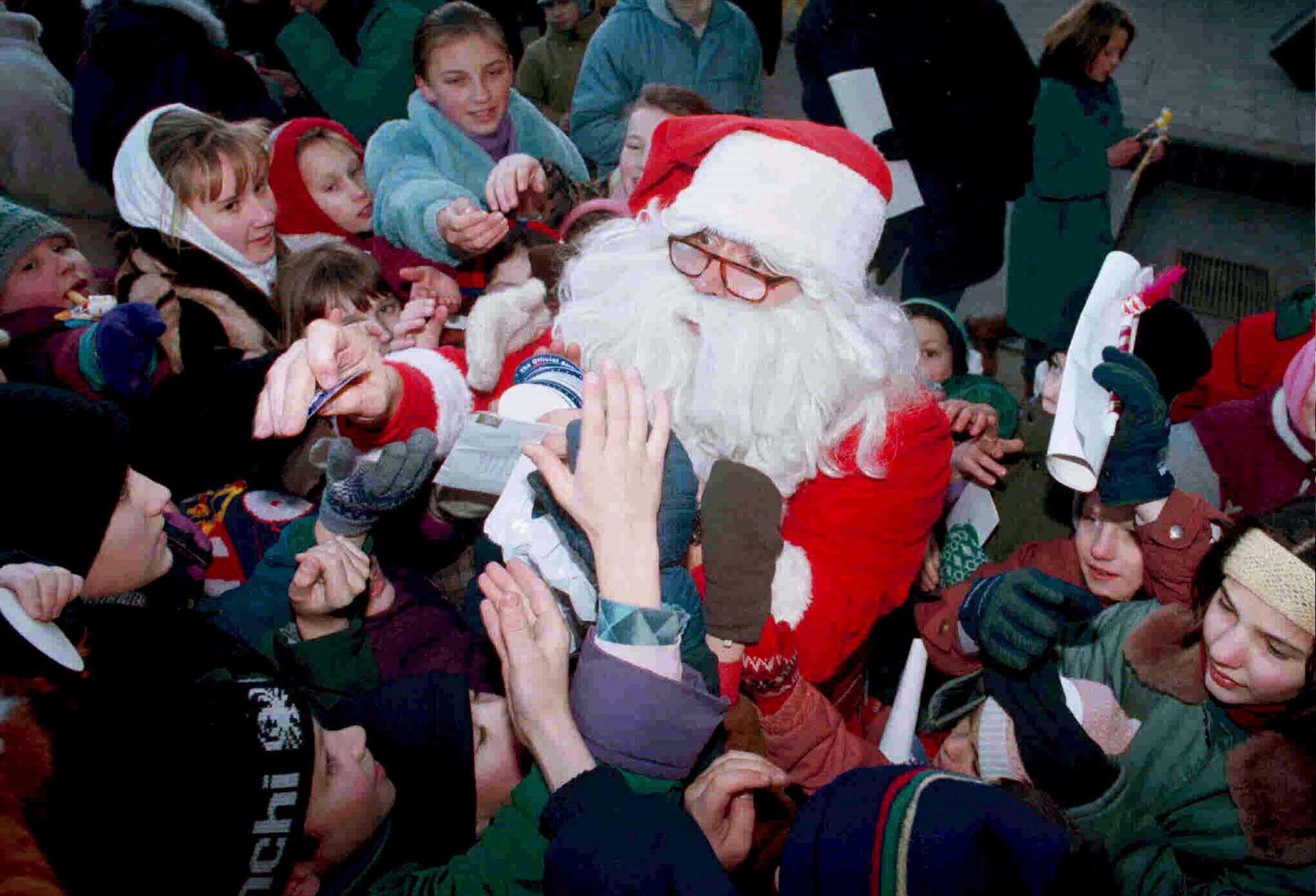 Conozca las Navidades más curiosas del mundo