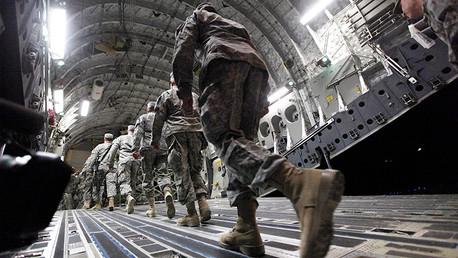 'Un apoyo al ejército iraquí ': EEUU almacena equipos militares en Kuwait