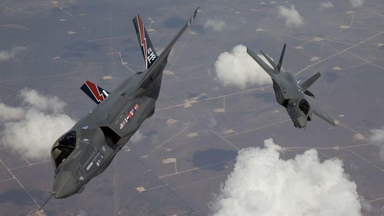 El F-35 no podrá usar sus cañones antes de 2019 por falta de software