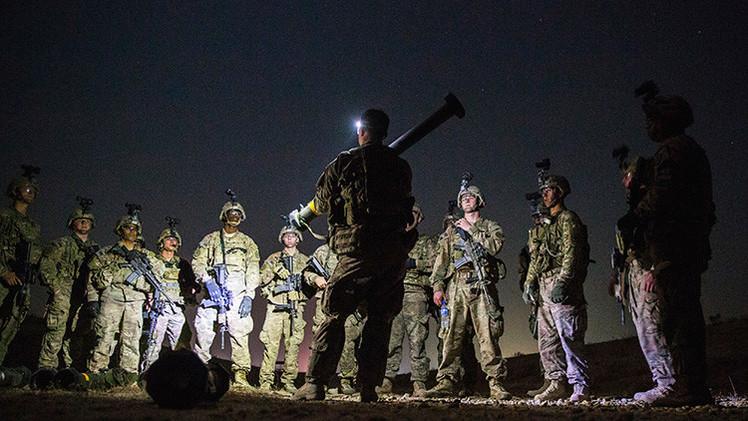 La OTAN lanza en Afganistán una operación de instrucción de dos años