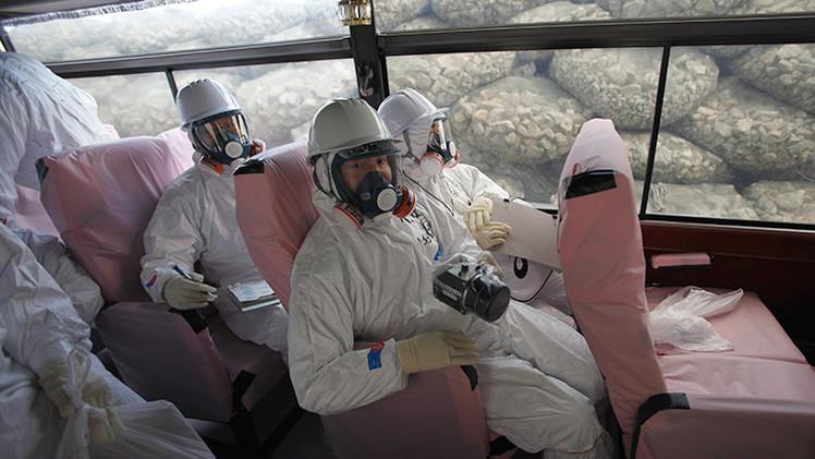 Detectan en Canadá radiación procedente del desastre de Fukushima