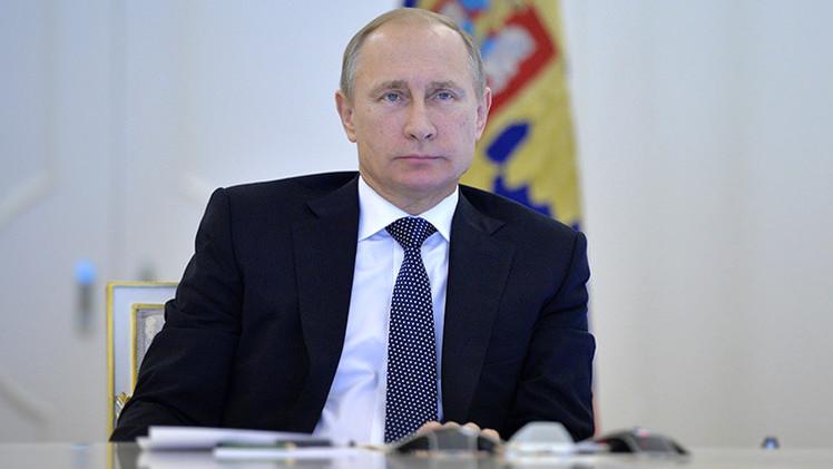 """Experto de EE.UU.: """"Vladímir Putin, es la hora de que saque su as de la manga"""""""