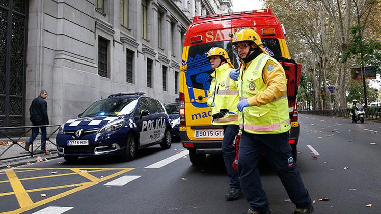 España: Una mujer muerta y varios heridos por una explosión en Castilla-La Mancha