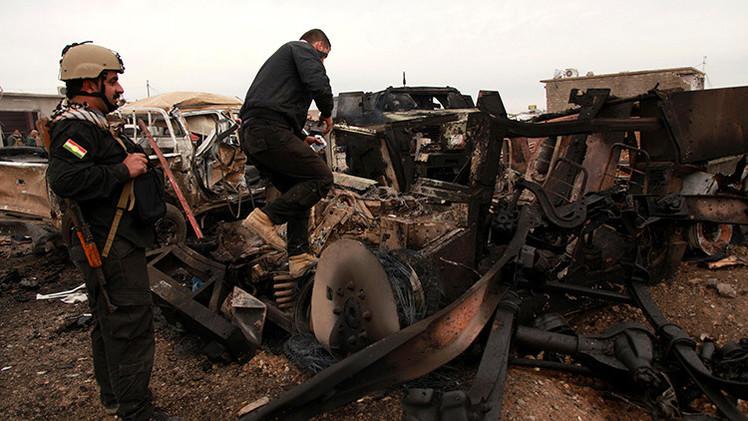 Violencia en Irak: más de 15.000 fallecidos en 2014