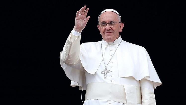 "Papa Francisco: ""¡Son ruidosos estos mexicanos!"""