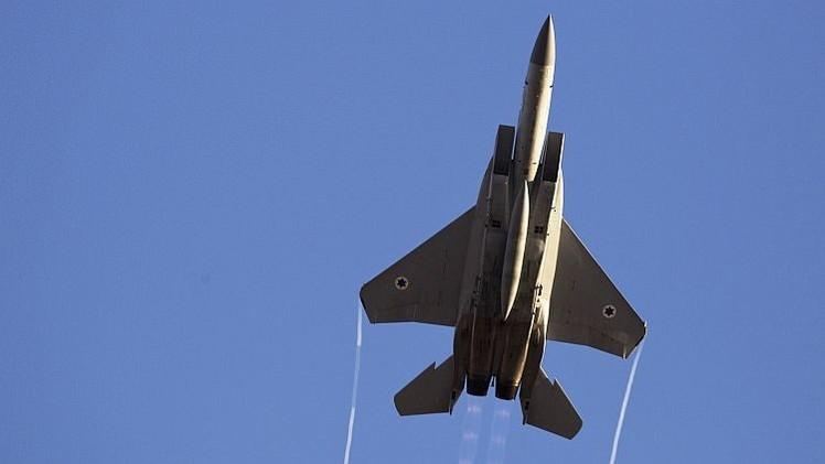 Aviones militares israelíes sobrevuelan el sur de Líbano