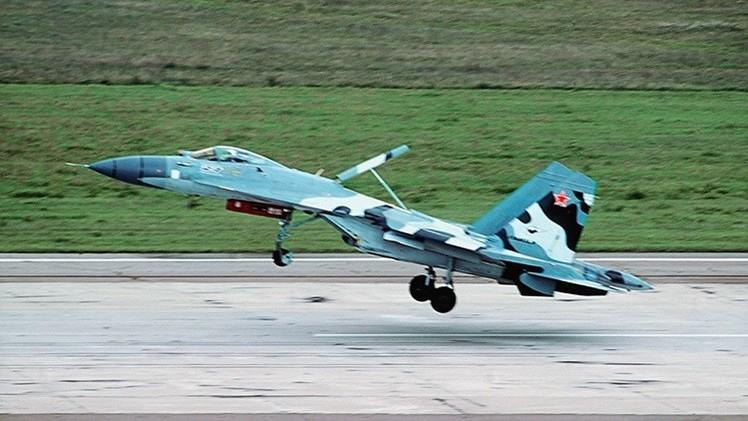 La India considera comprar aviones rusos en lugar de franceses