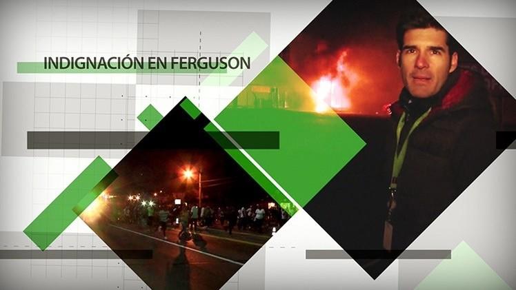 Fuera de cuadro: Indignación en Ferguson