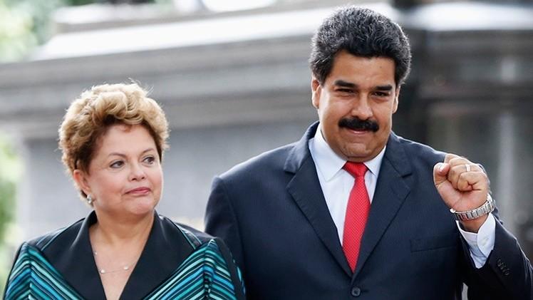 Venezuela y Brasil acuerdan dinamizar el trabajo conjunto en áreas estratégicas