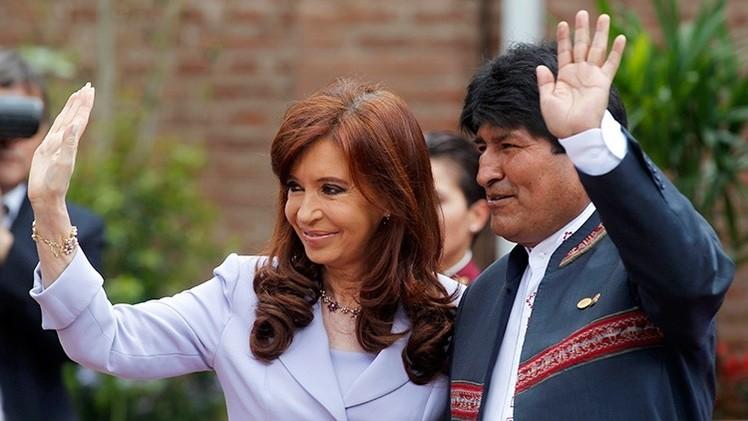 Evo Morales y Cristina Kirchner, los líderes con mejor imagen en América