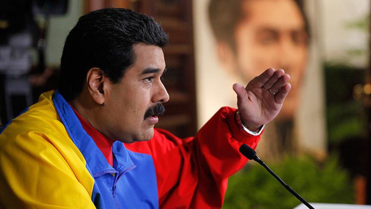 """Maduro: La guerra económica que EE.UU lanza contra Rusia es """"vulgar"""""""