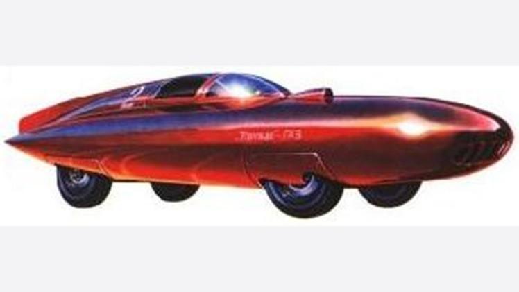 Los 11 coches exclusivos de la Unión Soviética que se adelantaron a su tiempo